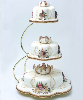 Pme Sugarcraft English Cake Stands