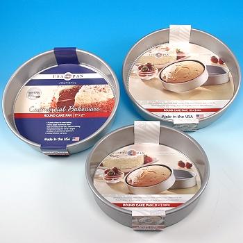Round Cake Pans Pro