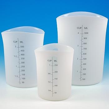 Norpro 3014 1-Cup Measure Stir and Pour