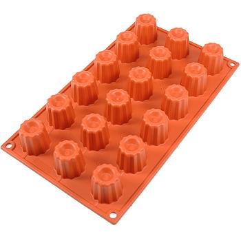 Silicone Mold Mini Cannele