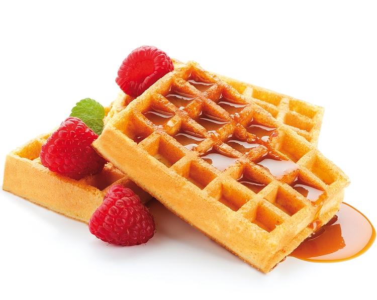 Silicone Mold Mini Waffle