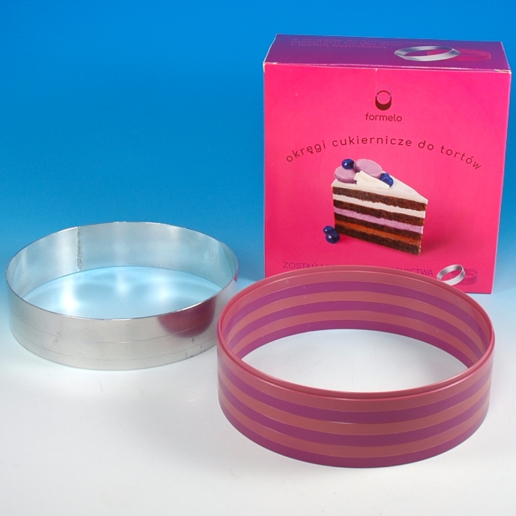 Layer Cake Stackable Ring System