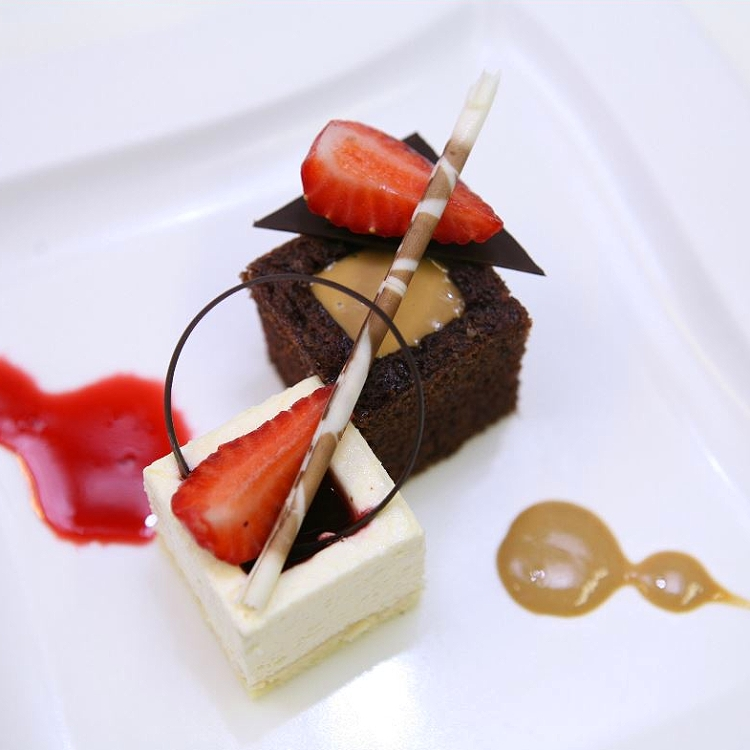 Zila Cake Mould Mini Square 25