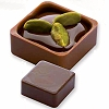 CHOCOLATE MOLD - SQUARE CUP