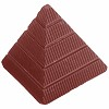 CHOCOLATE MOLD - PYRAMID