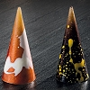 CHOCOLATE MOLD - CONE PYRAMID