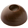 CHOCOLATE MOLD - DIMPLED DOME