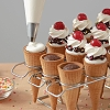CONE CAKES BAKING & SERVING RACK