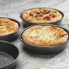 DEEP DISH PIZZA PAN SET - INDIVIDUAL SERVING SIZE