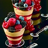 ELEGANT DESSERT CUPS DISPOSABLE - CONE