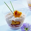 ELEGANT DESSERT CUPS DISPOSABLE - WAVE