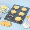 FLOWER COOKIE POP PAN