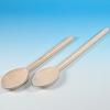 FRENCH WOODEN MIXING SPOONS