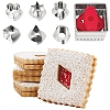 LINZER COOKIE CUTTER SET - SMALL ROUND