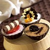 CHOCOLATE MINI CUPS