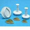 ROSE LEAF PLUNGER CUTTER SETS