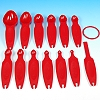 POURFECT MEASURING SPOON SET - 13 PIECE