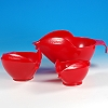 POURFECT MIXING BOWL SET 1-2-4 CUP