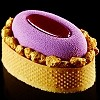 PERFORATED TART RINGS - OVAL