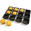 SQUARE CUPCAKE, BROWNIE & MUFFIN PAN - LINKING