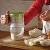BAKELICIOUS SWIFT SIFT - MEASURING FLOUR SIFTER