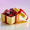 WRAPPED PRESENT GIFT BOX MOLD