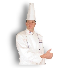 chef thumbs up !
