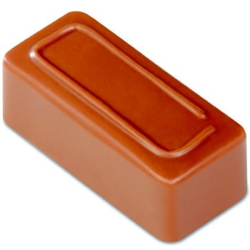 CHOCOLATE MOLD - ARTISANAL RECTANGLE
