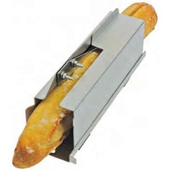 BAGUETTE BREAD SLICING SPLITTING TOOL