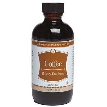 BAKERY FLAVORING EMULSION - COFFEE, NATURAL