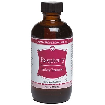 BAKERY FLAVORING EMULSION - RASPBERRY