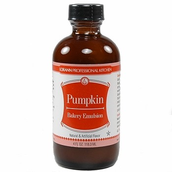 BAKERY FLAVORING EMULSION - PUMPKIN