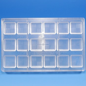 CHOCOLATE MOLD - SQUARE