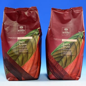 CACAO-BARRY COCOA POWDERS