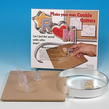 COOKIE CUTTER MAKER KIT