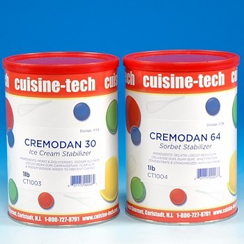 ICE CREAM & SORBET STABILIZERS - CREMODAN 30 & 64