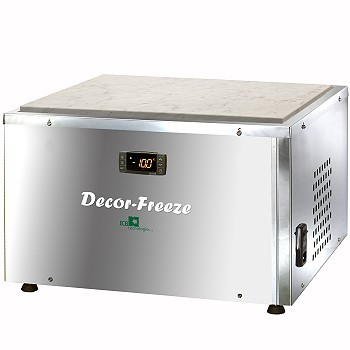 DECOR-FREEZE CHOCOLATE COOLING SURFACE