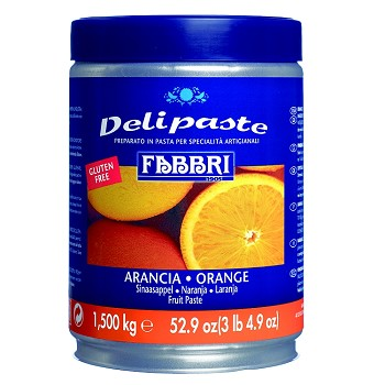 DELIPASTE GELATO FLAVORING - ORANGE