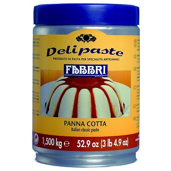 FABBRI FLAVORING COMPOUND - PANNA COTTA