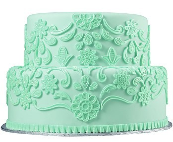 FONDANT & GUM PASTE THEME MOLDS - LACE