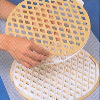 LATTICE DOUGH CUTTING MATRIX