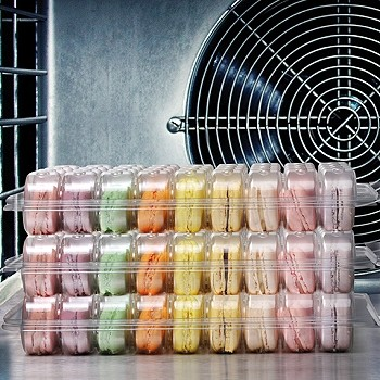 MACARON SHOP CONTAINERS