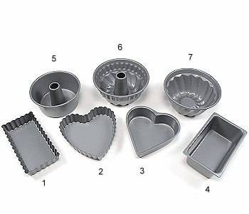 MINI BAKING PANS