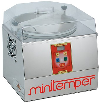 MINITEMPER CHOCOLATE TEMPERING MACHINE