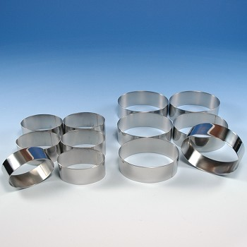 OVAL RINGS - SINGLE SERVING