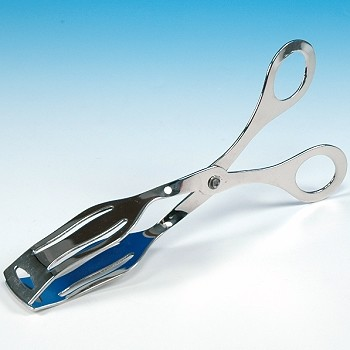 PASTRY TONGS - STAINLESS STEEL