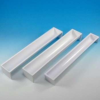 PLASTIC LOG MOLDS
