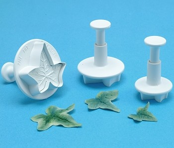 IVY LEAF PLUNGER CUTTER SETS