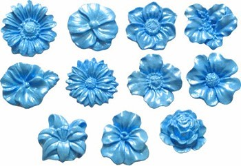 SMALL FLOWER MOLD