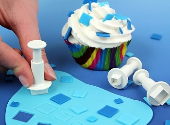 SQUARE PLUNGER CUTTER SET